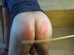 One Hundred Strokes with the Tip of the Cane